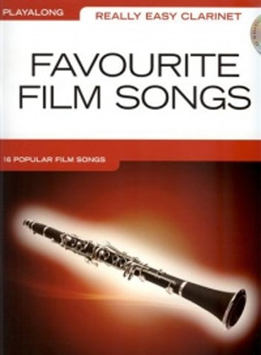 Really Easy Clarinet Favourite Film Songs + Cd