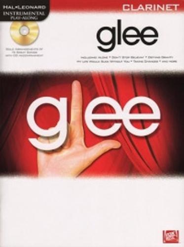 Glee Instrumental Play Along Clarinet Book & Cd