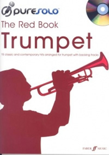 Pure Solo The Red Book Trumpet Book & Cd
