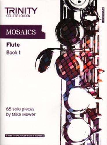 Mosaics For Flute Book 1 Initial-Grade 5
