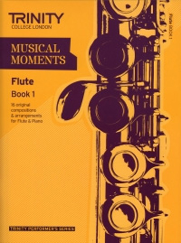 Musical Moments Flute Book 1 Score & Part