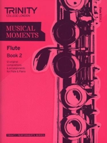 Musical Moments Flute Book 2 Score & Part