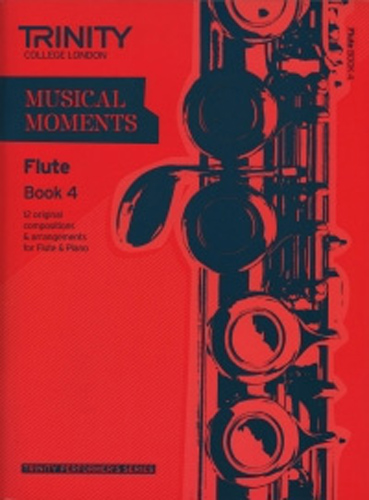 Musical Moments Flute Book 4 Score & Part