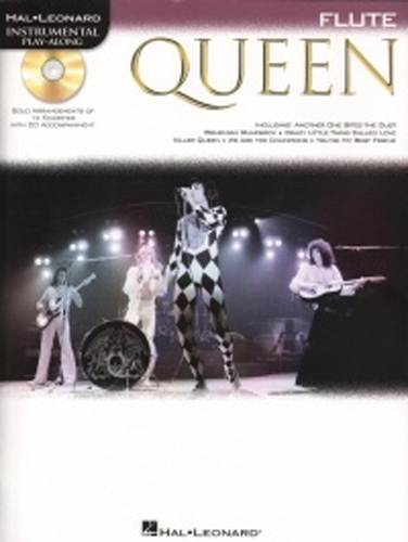 Queen Instrumental Play Along Flute + Cd
