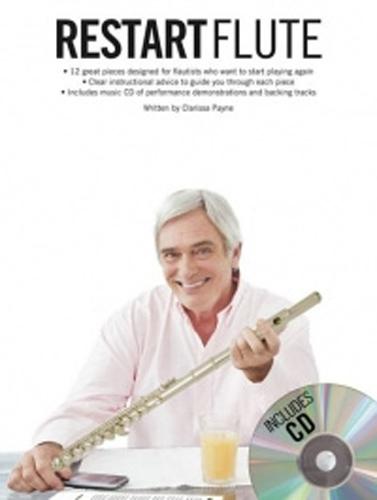 Restart Flute Payne Book & Cd