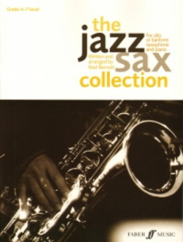 Jazz Sax Collection Alto Sax Bennett