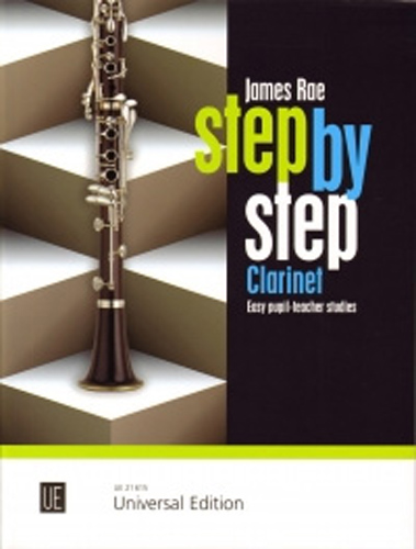 Rae Step By Step Clarinet Studies