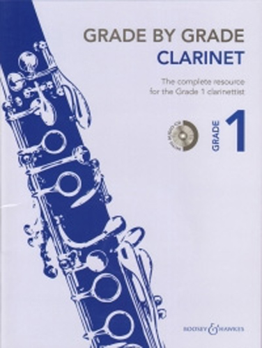 Grade By Grade Clarinet Grade 1 Way + Cd