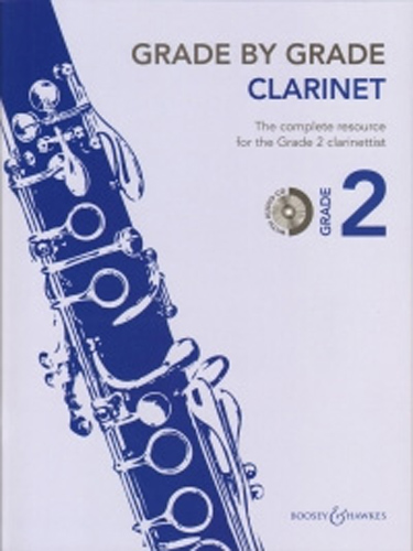 Grade By Grade Clarinet Grade 2 Way + Cd