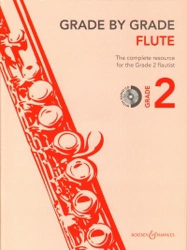 Grade By Grade Flute Grade 2 Way + Cd