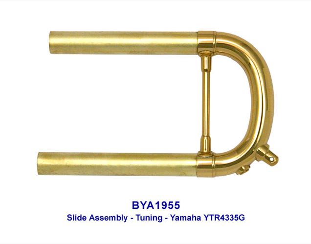 Slide Assembly - Tuning - Yamaha YTR4335G2