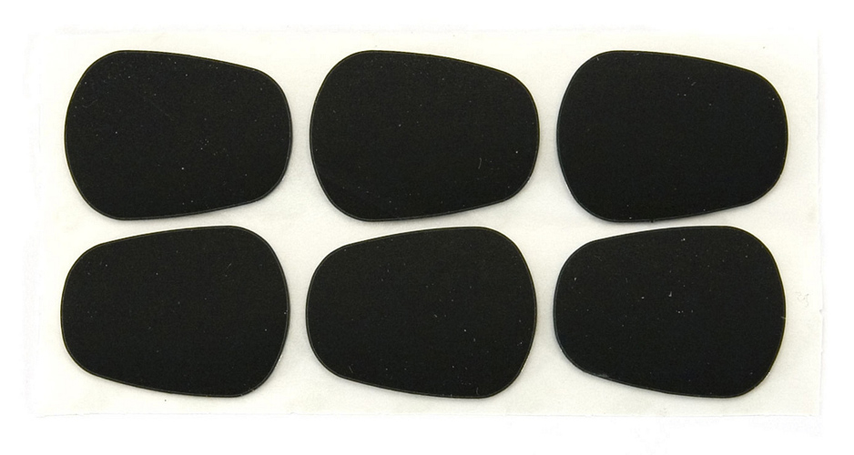 BG A10L Mouthpiece Patch - Black Large Soft 0.8 mm thick