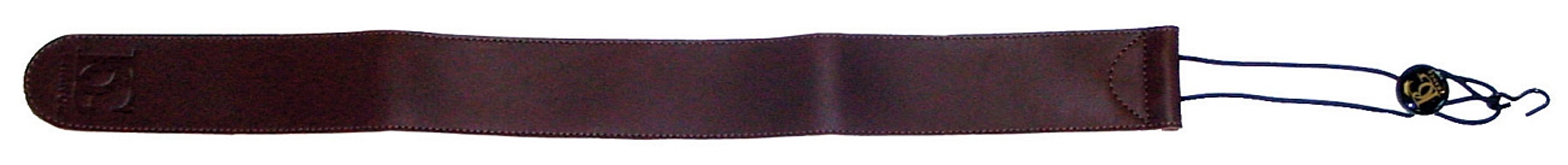 BG Bassoon Seat Strap  - Leather - Hook - Brown