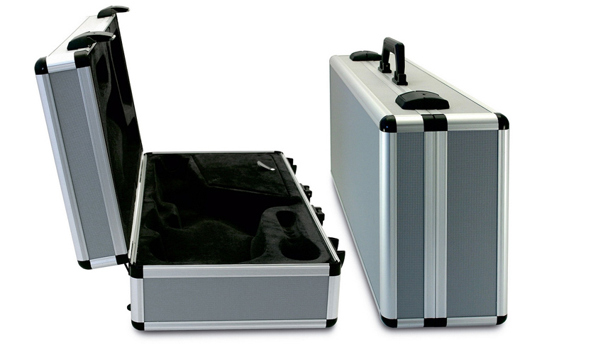 Alto Sax Flight Case - Aluminium