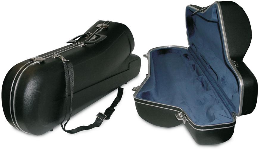 Winter 2000 Baritone Sax Case - Black