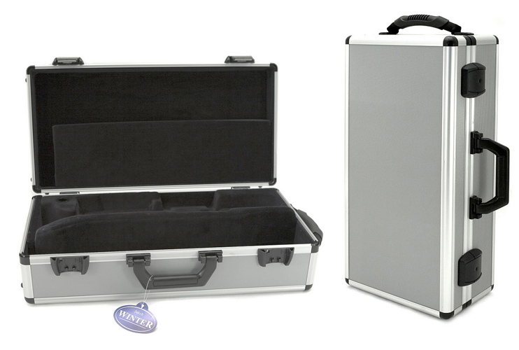 Aluminium Flight Case JW270 - Trumpet