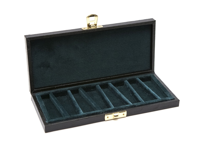 Bassoon Reed Case - Handmade, Wooden, 8 Reed Capacity