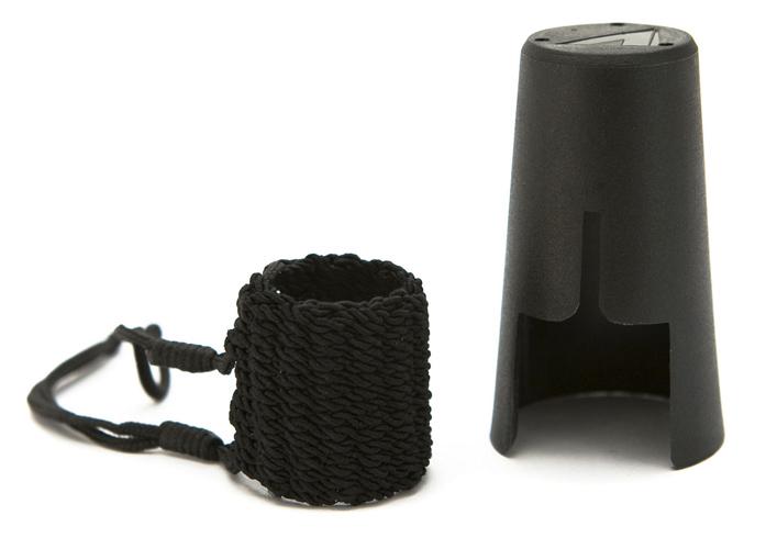 Vandoren Klassik String Ligature German Mouthpiece Fit - Plastic Cap