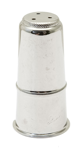 Lucien Eb Clarinet Mouthpiece Cap - Nickel Plated