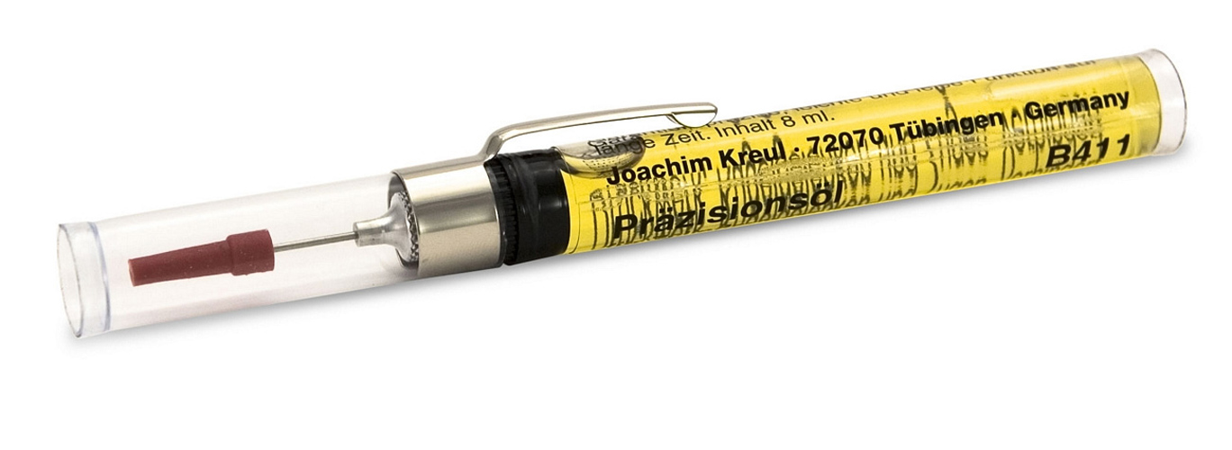 Key Oil Pen - For Pin Point Oiling