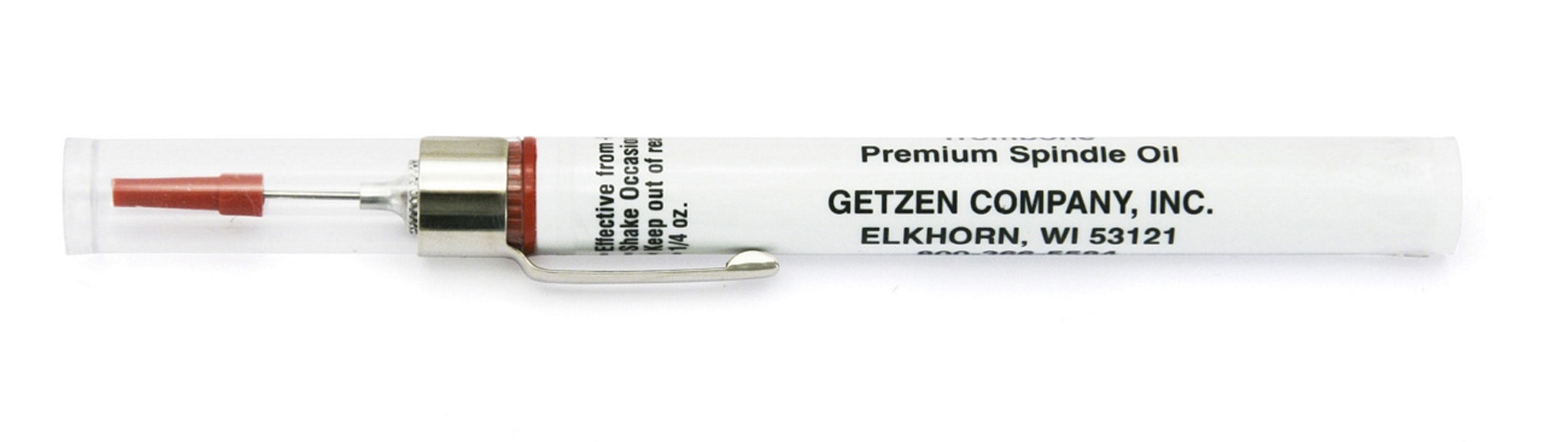 Edwards Getzen Premium Spindle Oil