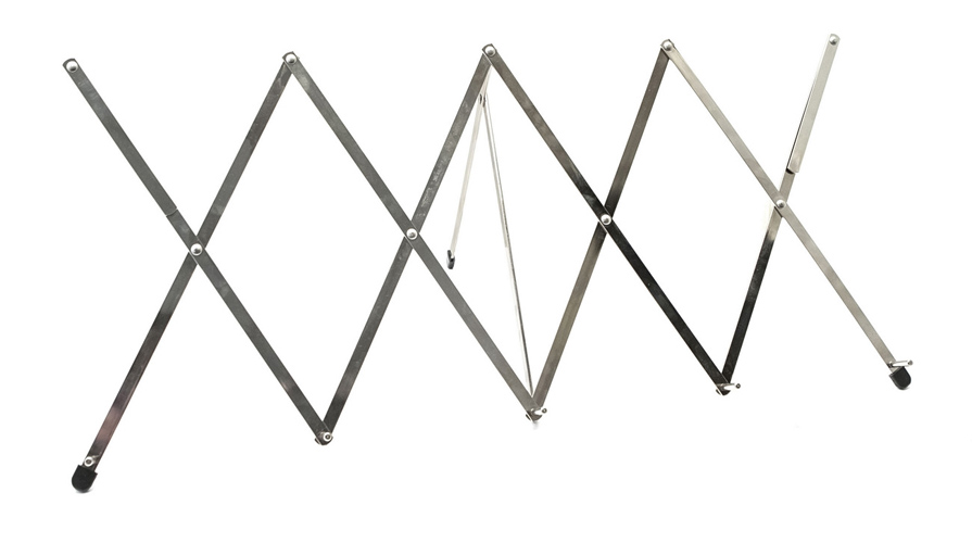 K&M Desktop Music Stand - 124 - Folding
