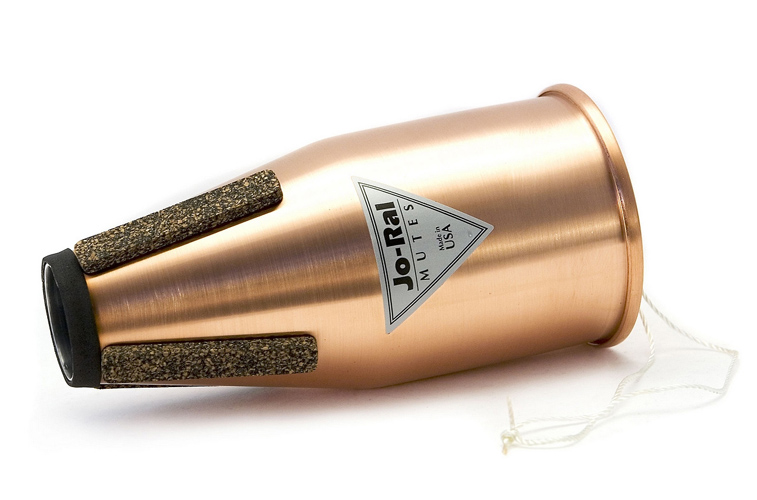 Jo-Ral French Horn Mute - Straight - All Copper