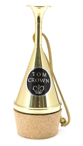 Tom Crown French Horn Mute - Brass