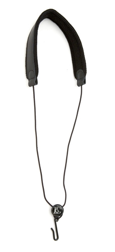 BG Sax Sling S20M - Leather with Neckpad and Metal Hook