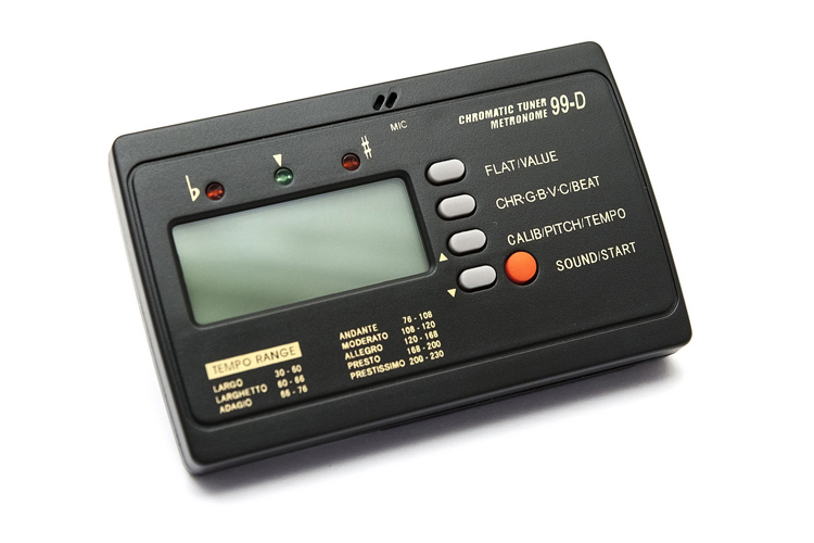 Windcraft Chromatic Tuner and Metronome