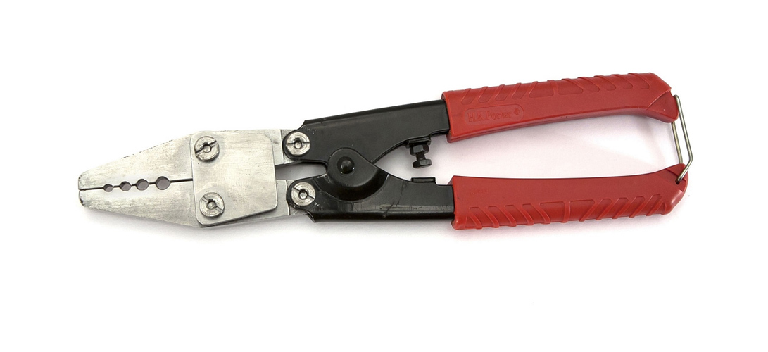 Large Swedging Pliers