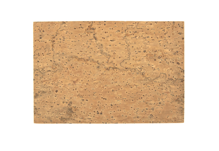 Natural Cork Sheet 15cmx10cm Thickness 2.0mm