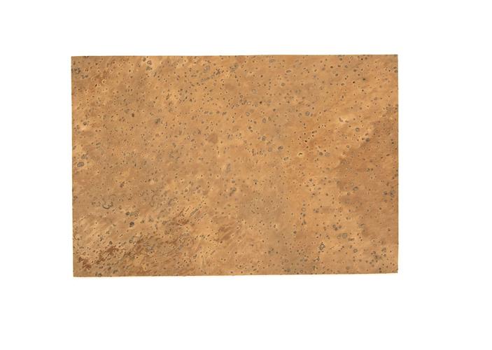 Natural Cork Sheet 15cmx10cm Thickness 2.5mm