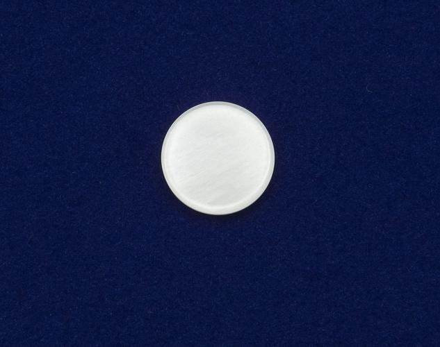 Key Pearl - 14.35mm plastic - concave