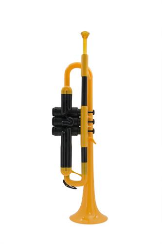 pTrumpet - Plastic Trumpet in Yellow