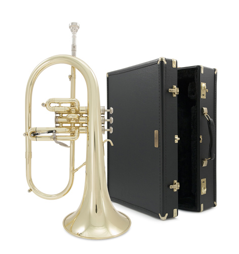 Getzen Custom 3895 - Flugel Horn