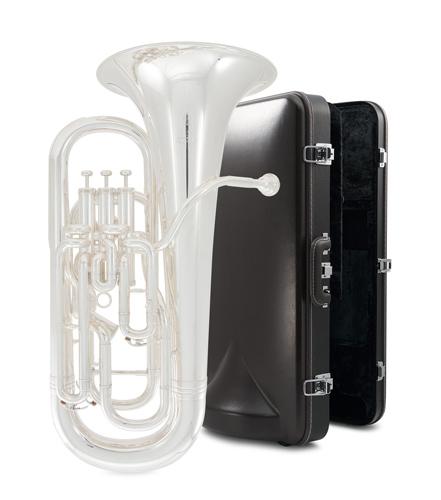 Yamaha YEP-642SII Neo Silver Plated - Euphonium
