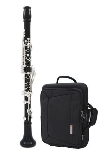 Backun MoBa - Grenadilla with Silver keys - A Clarinet
