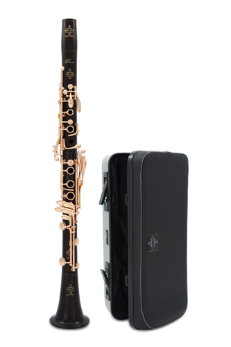 Buffet Divine with Rose Gold Plated Keys - Bb Clarinet
