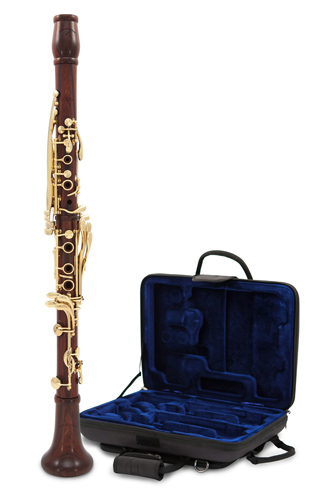 Backun MoBa - Cocobolo with Gold Keys - A Clarinet