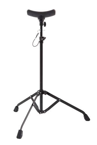 K&M Tuba Stand Extra High Playing Version 14951