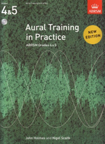 Aural Training In Practice Revised 4-5 &Cds Abrsm