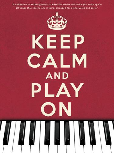 Keep Calm & Play On PVG