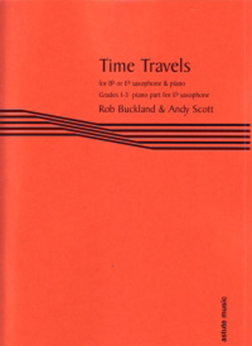 Time Travels Buckland & Scott Eb Accompaniments