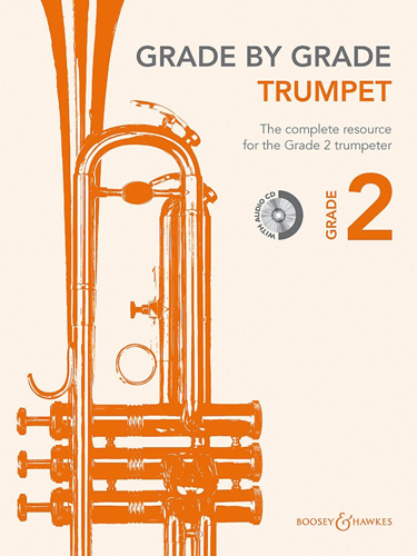Grade By Grade Trumpet Grade 2 Way + Cd