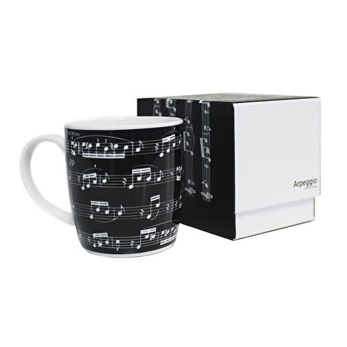 Bone China Boxed Mug