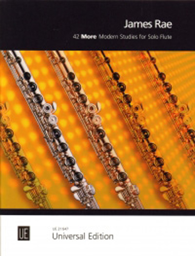 42 More Modern Studies for Solo Flute Rae