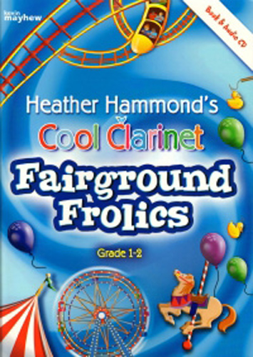 Cool Clarinet Fairground Frolics Hammond + Cd