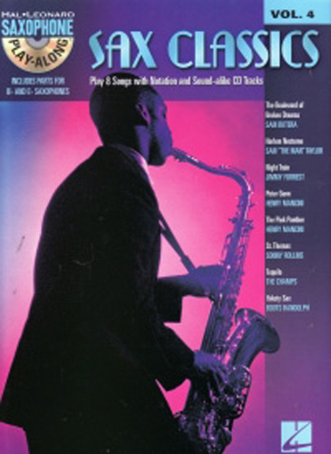 Saxophone Play Along 04 Sax Classics + Cd
