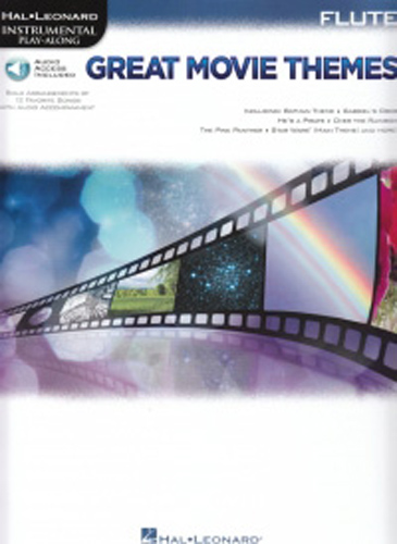 Great Movie Themes Instrumental Flute + online